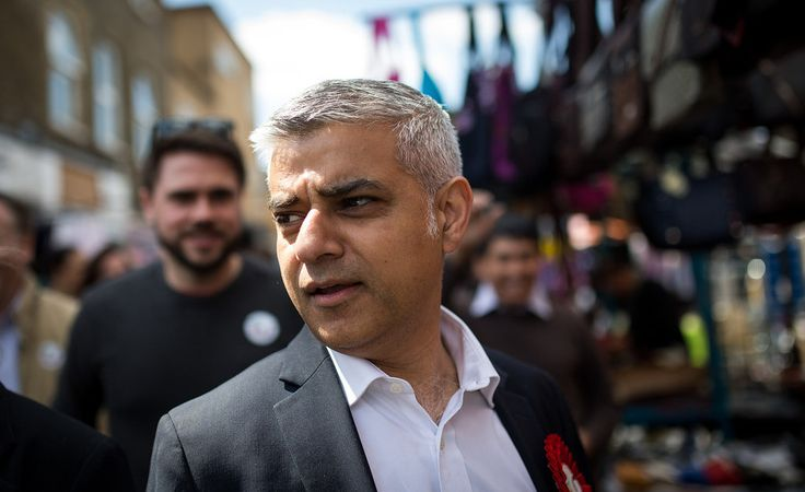 The Labour candidate beat Zac Goldsmith in the contest to replace Boris Johnson.