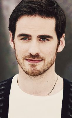 Colin O'Donoghue. Captain Hook on Once Upon a Time. Wowzas.