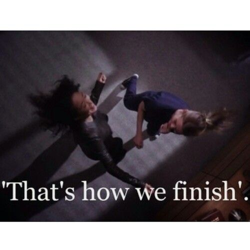 Grey's anatomy season 10 - goodbye christina yang. I cried when this scene came up. Love the song so much