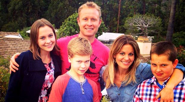 Outspoken Christian Candace Cameron Bure has been married for more than 17 years. But the former Full House actress has angered liberals with her marriage advice...
