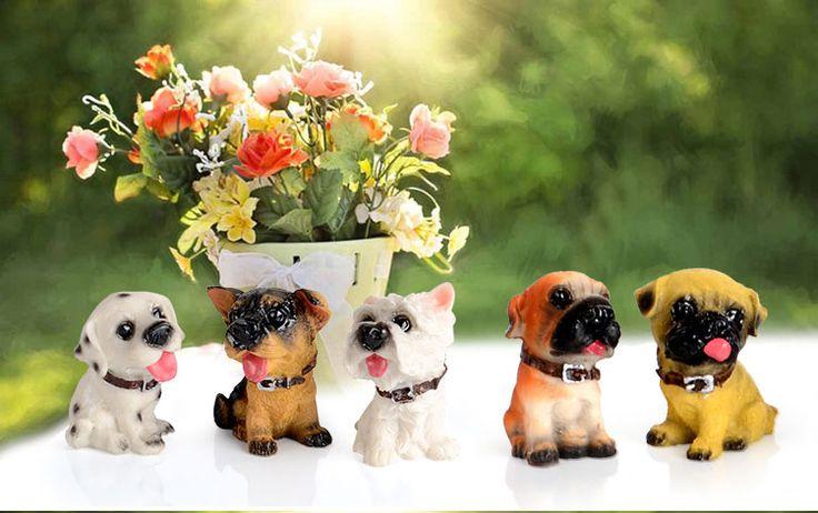 Творческие домашние принадлежности для детской комнаты свободной перевозкы груза милый орнаменты собаки, чтобы отправить своих детей подарок на день рождения маленькие мебель ремесло - Taobao