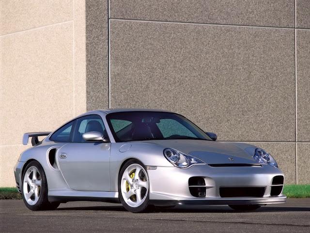 1997 Porsche 911 Twin Turbo - Tanya