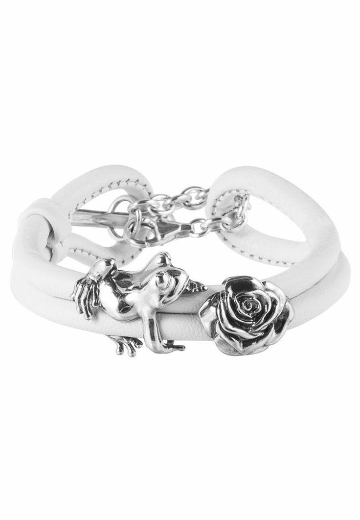 Rebeligion - Bracelet - white