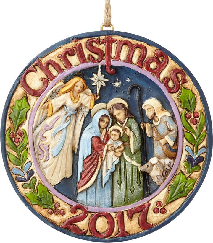 12 Best Jim Shore Year Ornament Collection Images On