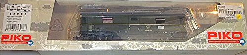 Rachel railway post office car Post3e Mail wagon DR Ep.III KKK NEM PIKO 53088 /ITEM#G839GJ UY-W8EHF3144382...