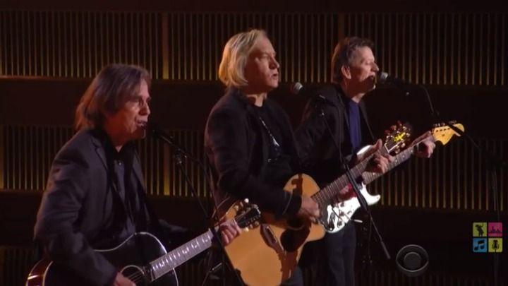 The Eagles announce split after the death of bandmate Glenn Frey