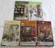 Vintage Home Interiors and Gifts brochures
