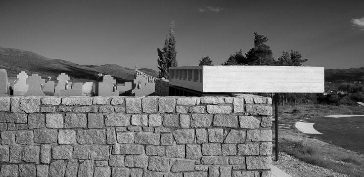 Galería de Columbario en Robregordo / MUKA Arquitectura - 6