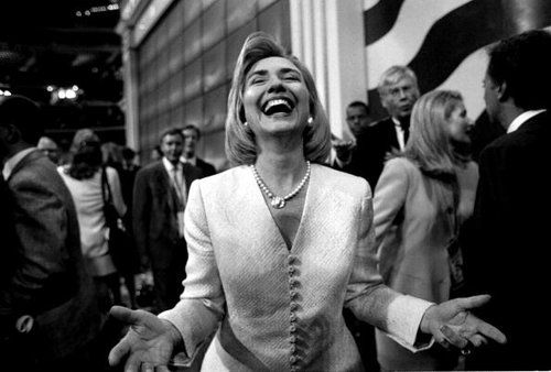 An Ode to Hillary Clinton's Headbands from the '90s