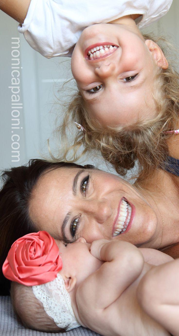 Un'allegra famiglia  #love #family #smile #sorrisi #babygirl #little #neonati #kids #felicita' #happy #amore #monandsons #monicapallonifotografa