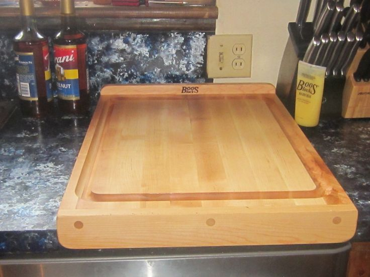 win a gorgeous john boos cutting board from newly crunchy mama of 3 - Boos Cutting Board