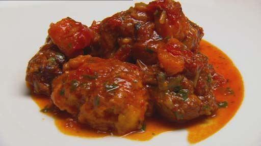 MasterChef Australia (Season 4): Gary's Mums Lamb Stew with Dumplings