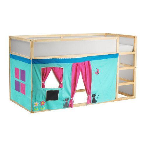 best 20 loft bed curtains ideas on pinterest loft bed decorating ideas bedroom chairs ikea. Black Bedroom Furniture Sets. Home Design Ideas