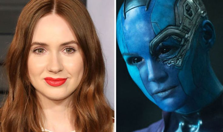 Avengers Infinity War – Karen Gillan shocked by Nebula plots | Films | Entertainment #avengersinfinitywar