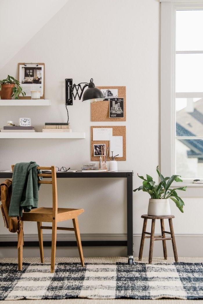 1001 Idees Comment Amenager Un Bureau De Chambre Ou Salon