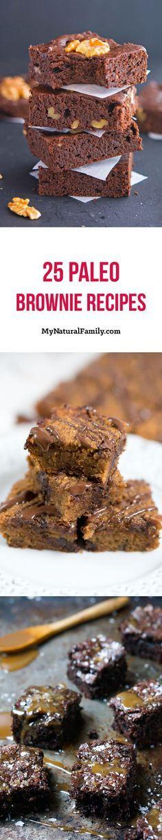25 Paleo Brownies Recipes