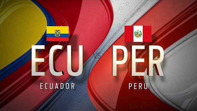 VER. ECUADOR vs.. PERU. EN VIVO. DIRECTO. PARTIDO.2017