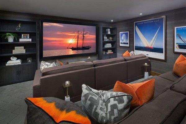 20 Stunning Home Theater Design Ideas Small Home Theaters Home Theater Seating Home Theater Setup