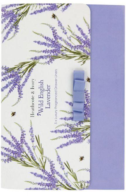 Stunning Heathcote u Ivory Lavendel Schrankpapier