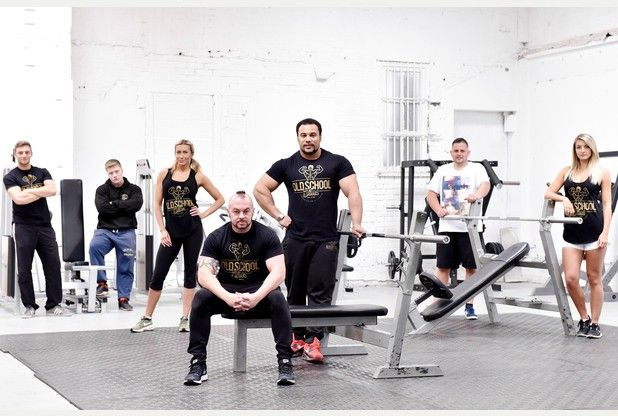 Derelict Chesterton building transformed into base for Old School Jim's new fitness hub - http://fitnesshealthyoga.com/derelict-chesterton-building-transformed-into-base-for-old-school-jims-new-fitness-hub/
