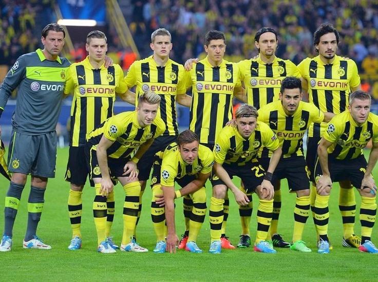 Borussia Dortmund vs Real Madrid