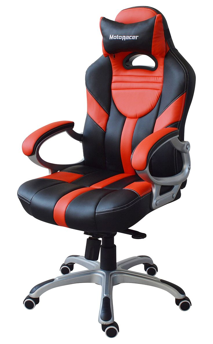 MotoRacer Gamer Edition Gaming Chair | The Best Ergonomic Racing Chair For  Video Games | Racing