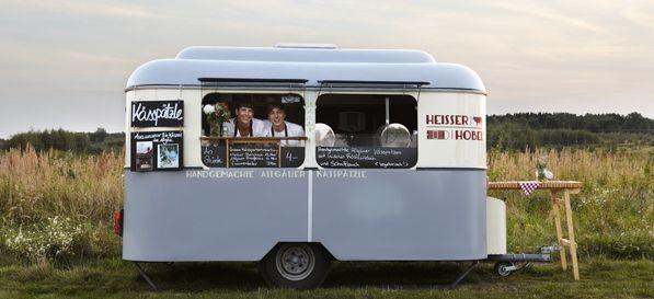 Food Truck Heißer Hobel
