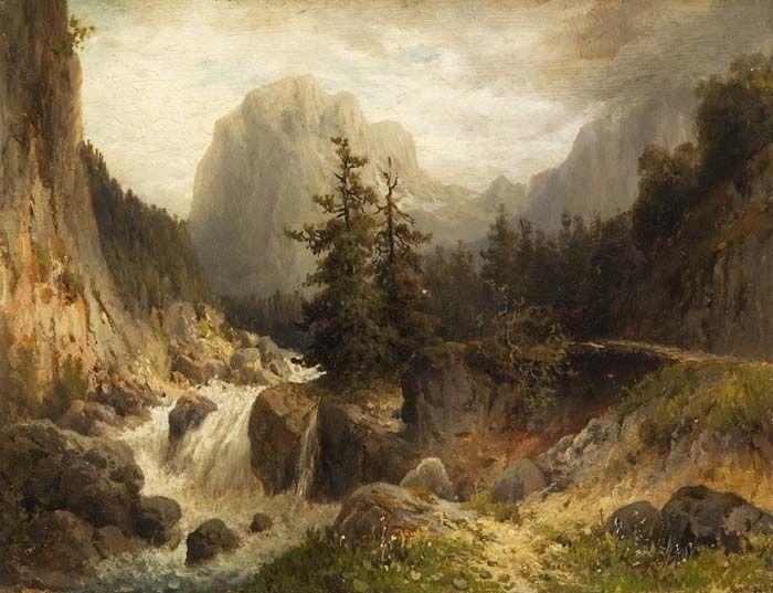Kameke, Otto Werner Henning von.