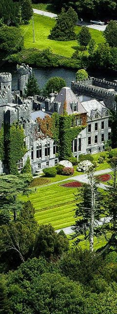 Ashford Castle - Co. Mayo | Ireland