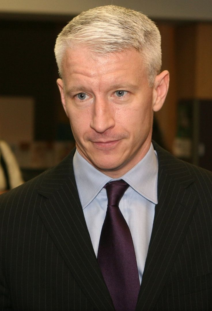 Bless your Soul, Anderson Cooper, for unashamedly becoming your authentic self.