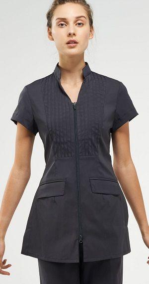 20 best uniforms images on pinterest work uniforms spa for Uniform design for spa