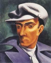 Almada Negreiros,painted by Amadeu de Sousa Cardoso, I Afonso