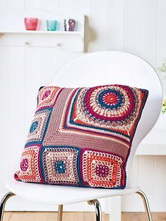 Moroccan Jewel by Sarah Hazel - Let's Knit, issue 96, September 2015