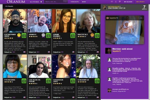 Community Oranum Psychic Read How to get as much as you want out of a 100 % Free Online Psychic Chat?