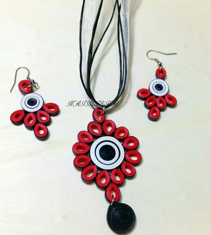 17 Best images about paper jewellery on Pinterest Jewellery, Paper jewelry and Quilling