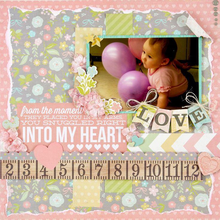 NEW Simple Stories Hello Baby - Scrapbook.com