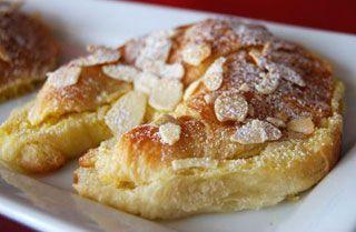 recette Croissants aux amandes - cuisine Tunisienne