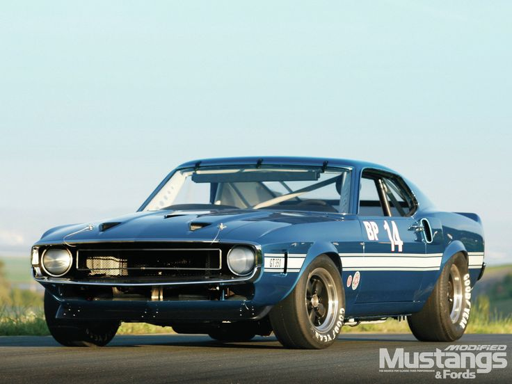 This 1969 Ford Mustang Shelby GT 500 got the hands-on treatment from an iconic car builder but likely not the one you expected. Find out who in the January ... & 429 best Trans am racing images on Pinterest | Race cars Ford ... markmcfarlin.com