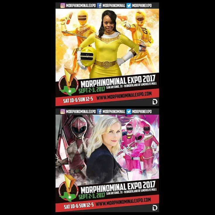 This Saturday & Sunday at @catherine_sutherland and @nakiaburrise will be at @morphinomenalexpo.  #girl power #heroes #sanantonio #texas #sanantoniotexas #expo #convention #beatmaticsupports #trentonnjpromoter #powerrangers #mightymorphinpowerrangers #mightymorphin #mightymorphing #mmpr #powerrangerszeo #powerrangersturbo #itsmorphingtime #pinkranger #yellowranger #pinkrangerkat #teamnakiab #teamkittykat  #nakiaburrise #CatherineSutherland #yellowpowerranger #pinkpowerranger #actorlife…