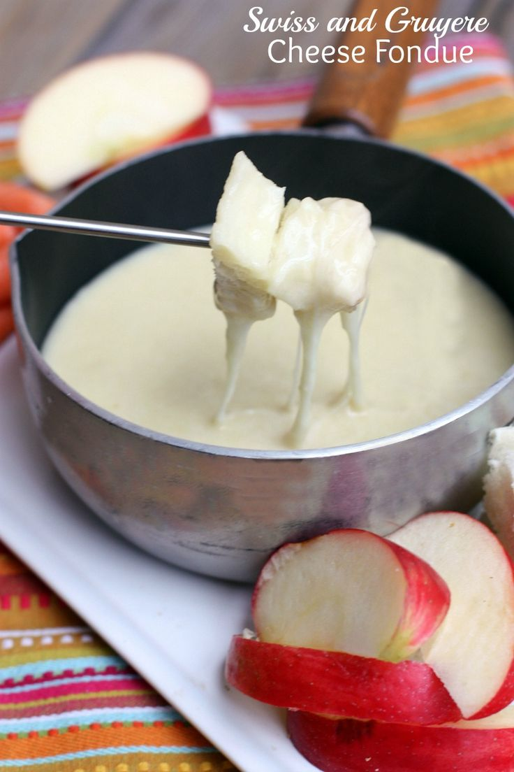 Easy Cheese Fondue recipe on MyRecipeMagic.com  -I love this recipe because you can use any type of cheese you like!