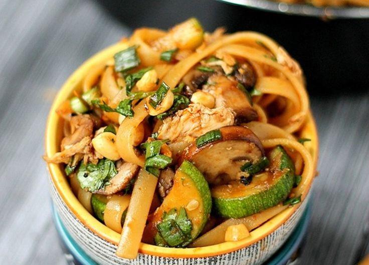 C'est une recette végétarienne super facile à faire qu'on fait dans une casserole (style One Pot) et qui est vraiment savoureuse :)