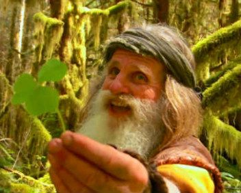 Talk about living off the grid. About 25 years ago, Mick Dodge shed his shoes, grew his beard, and left modern civilization (and a family) to live alone in the Pacific Northwest's Hoh rain forest.