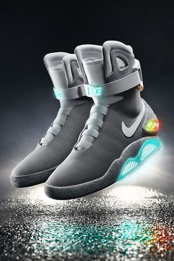 Nike Finally Unveils 2015 Nike MAG Back to the Future Shoes