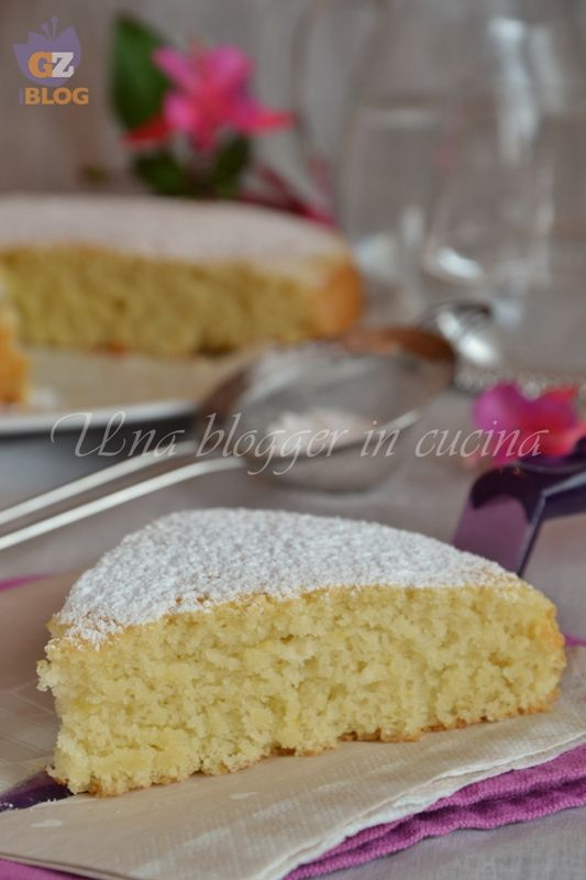 torta all'acqua facilissima