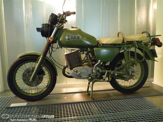 Military DDR ETZ250