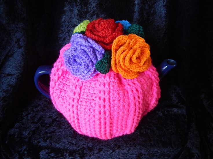Roses Tea Cosy. 4 Cup. by WinterSunflower45 on Etsy
