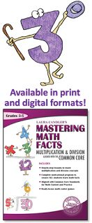 Corkboard Connections: Introducing the NEW Mastering Math Facts