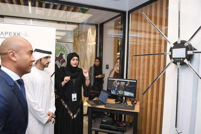 @faz3 🇦🇪 His Highness Sheikh Hamdan bin Mohammed bin Rashid Al Maktoum as he attended the closing ceremony of the third edition of Dubai Future Accelerators' (DFA) program.  Sheikh Hamdan said that the wise vision of Vice President and Prime Minister of the UAE and Ruler of Dubai His Highness Sheikh Mohammed bin Rashid Al Maktoum, is rapidly leading Dubai to became a model for what a future city look like, through exceptional and creative solutions of the different challenges. His…