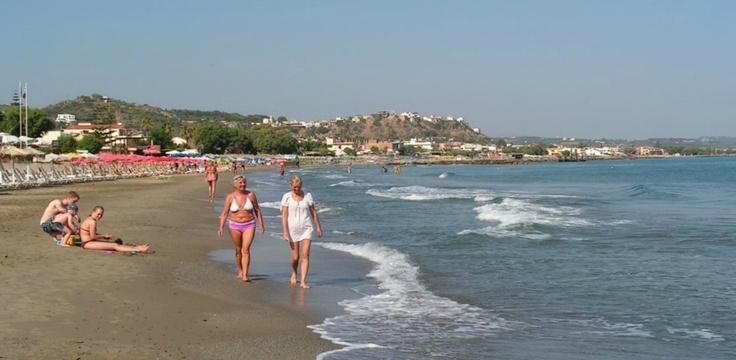 Stemning fra Kreta - Video - Agia Marina, Agioi Apostoloi, Chania, Kato Stalos, Platanias