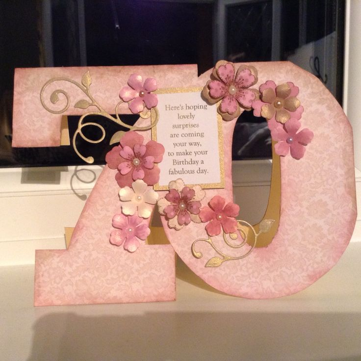 25 Best Ideas About Facebook Birthday Cards On Pinterest: 25+ Best Ideas About 70th Birthday Card On Pinterest